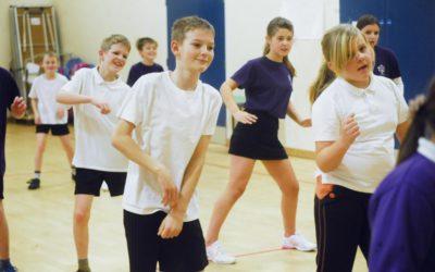 Dansen als hobby voor kinderen