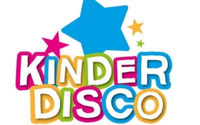 Kinderdisco : 7 februari en 6 maart 2020